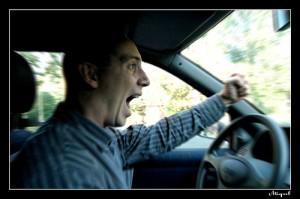 L'italiano al volante: un nevrastenico?