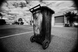 Se anche la spazzatura è un pericolo...