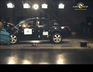 Crash test, piovono le stelle