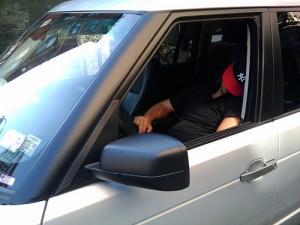 Hai sonno in auto? Fermati e dormi!