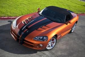 Nessun dubbio: una Dodge Viper approfitterà del limite di 150 km/h