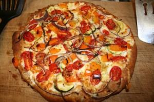 Pizza d'asporto? A piedi o in auto, prego