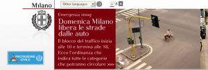 Milano, tutti in bici? Non proprio