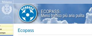 Ecopass: strani errori tecnici...