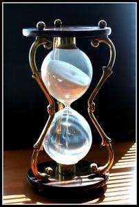 Il tempo passa, e tu aspetti i soldi...