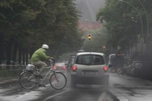 Casco in bici: civiltà