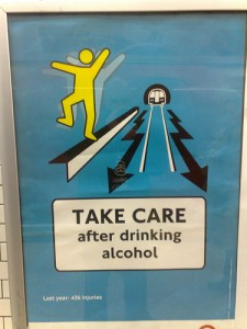 Hai bevuto? Massima cautela