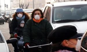 Smog terrificante