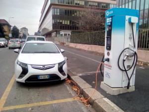 Nuova norma: una spintarella per l'auto elettrica