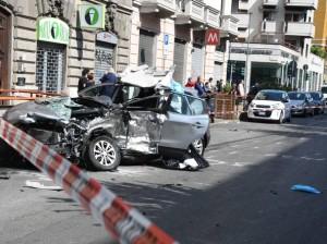 Pirateria, dramma italiano (foto Corriere.it)