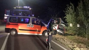 Incidente, uno choc enorme