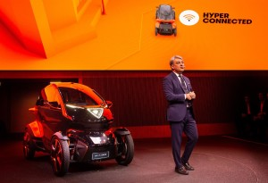 Da SEAT la risposta alla domanda di mobilità elettrica